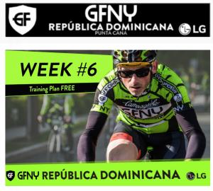 GFNY_RD – WEEK #6 Training Plan FREE